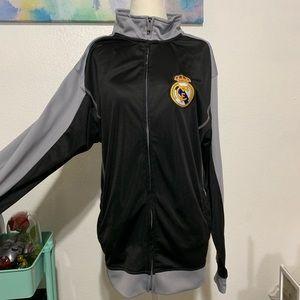 Real Madrid Track Jackets